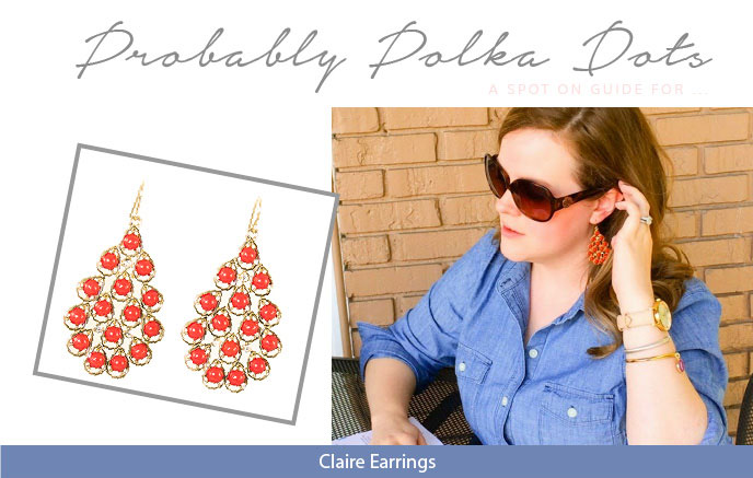 alma & co. limited edition fashion jewelry on probablypolkadots.com