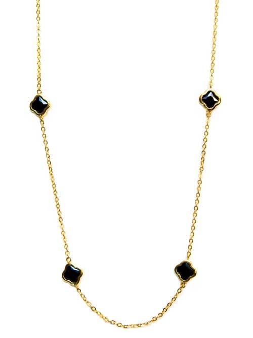 Lovely Clover Necklace - Alma & Co.Alma & Co. ZI95