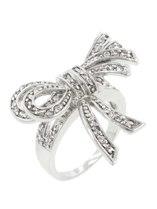 women jewelry anillos for hot silver ring limited sale authentic luxury with rings cz original bow compatible