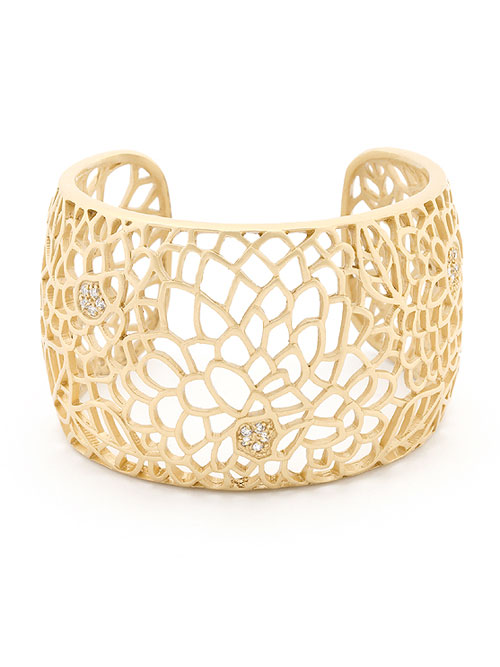 Felicia Cuff Bracelet Alma CoAlma Co