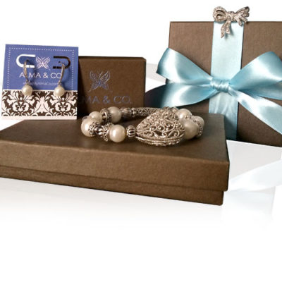alma & co vip jewelry subscription box