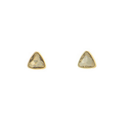 alma and co topaz stud earrings