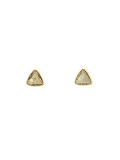 alma and co topaz stud earrings