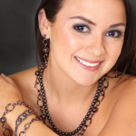 alma and co black chain statement necklace