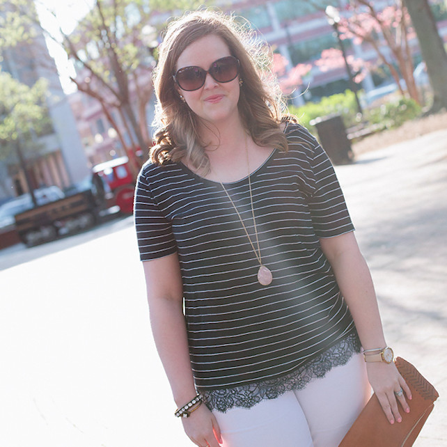 nicole melvin blogger for alma & co