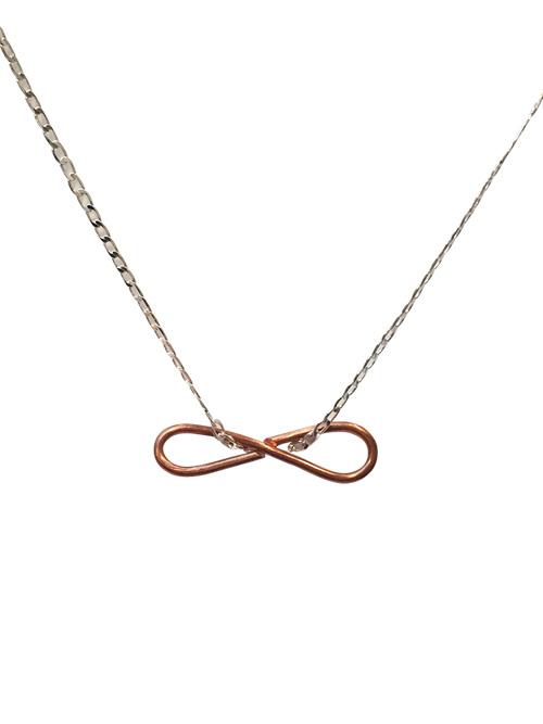 copper pendant alma and co