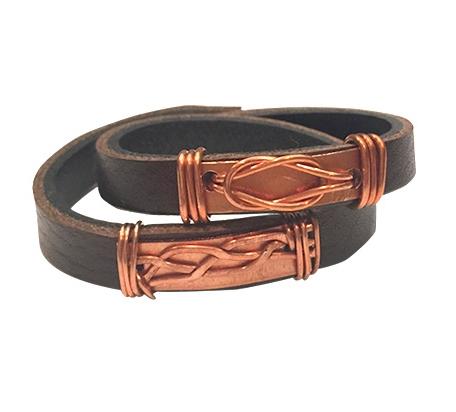 352B-alma-and-co-Celtic-Love-Knot-wrap-bracelet-b