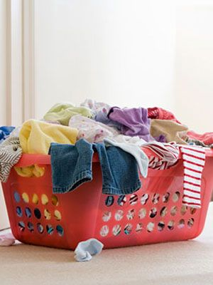 basket of laundry | Image from Dreamstine
