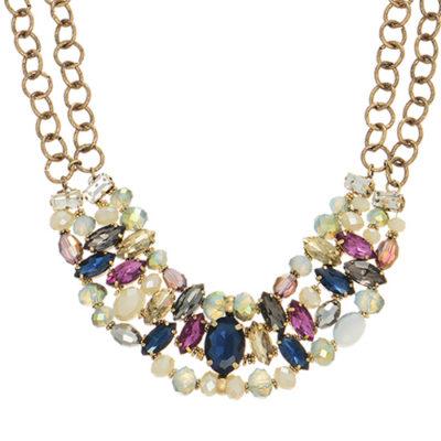 alma & co wanderlust necklace statement necklace