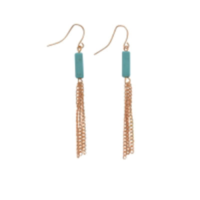 Alma & Co. Sienna Tassel Earrings