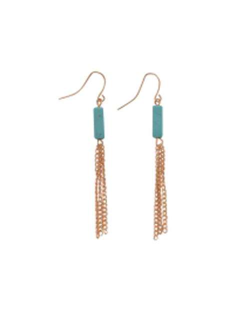 Alma & Co. Sienna Tassel Earrings
