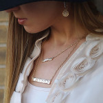 Alma & Co. Claire Layering Necklace