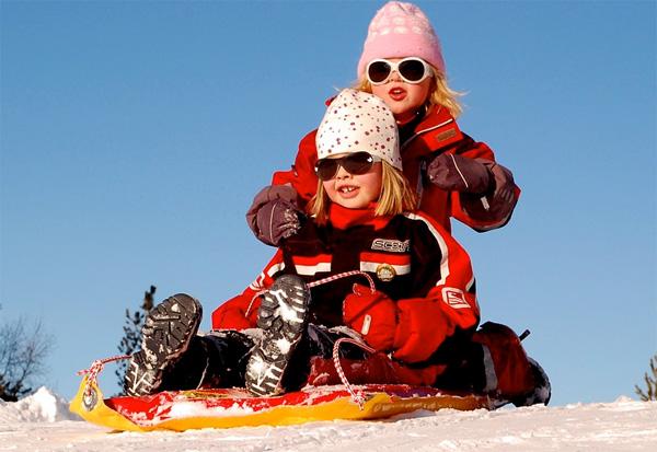 sled-kids